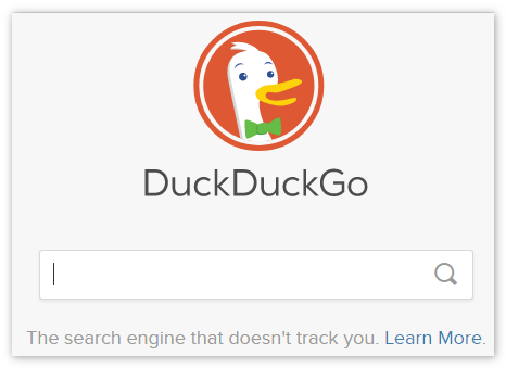DuckDuckGo Tor Browser