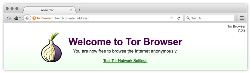 Tor Browser Mac OS